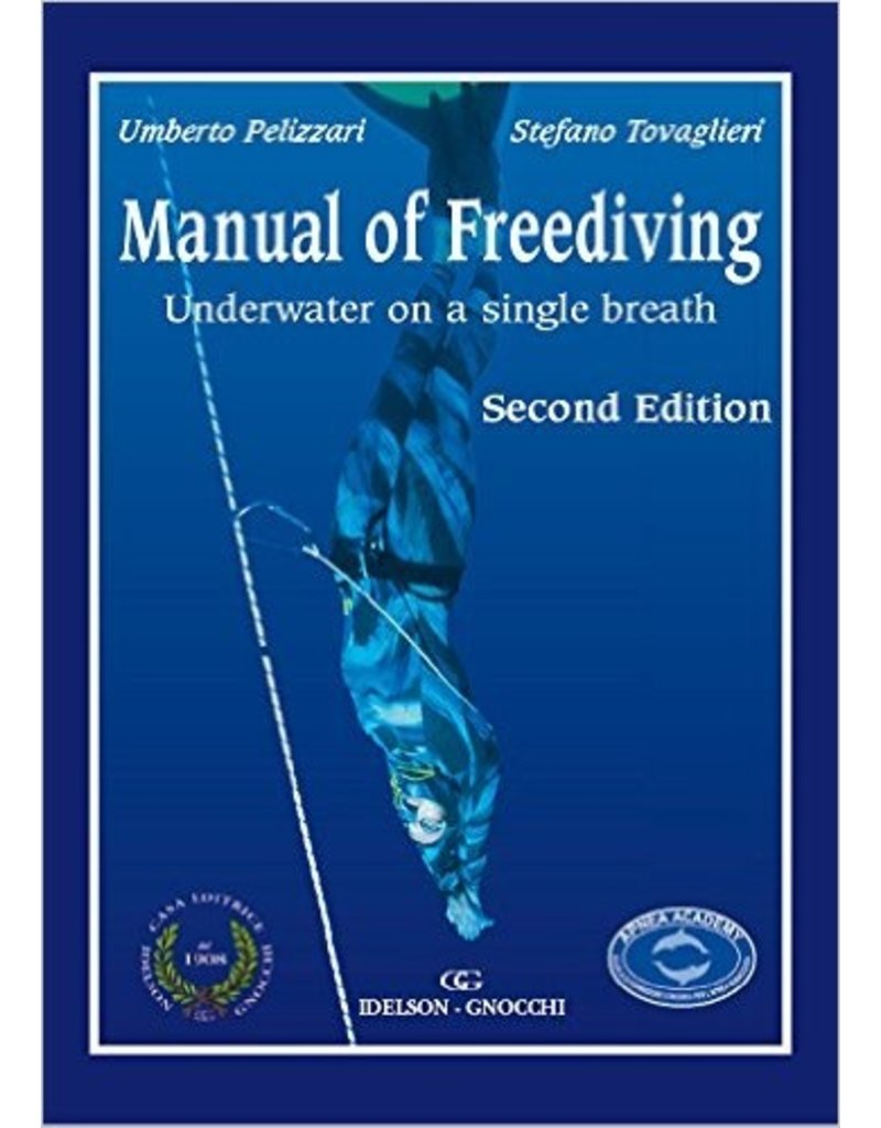 Manual of Freediving by Pelizzari & Tovaglieri