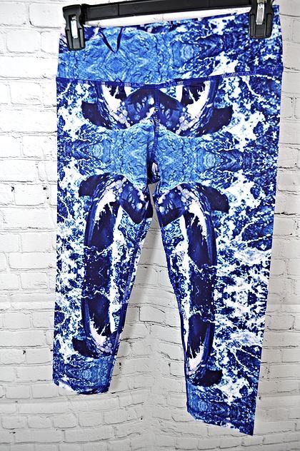 Bliss Splash Activewear Pants