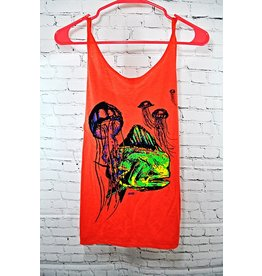 Bliss Splash Womens Tank Top