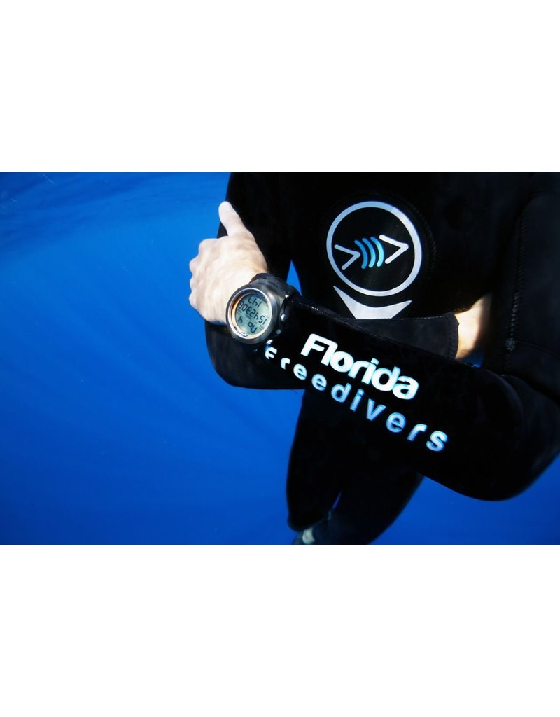 Florida Freedivers Florida Freedivers 3mm Open Cell Wetsuit Jacket