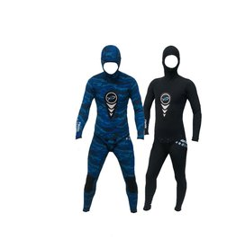 Florida Freedivers 3mm Open Cell Wetsuit Jacket