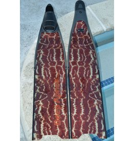 Deep Apnea S-Glass 85 cm Black Grouper Blades