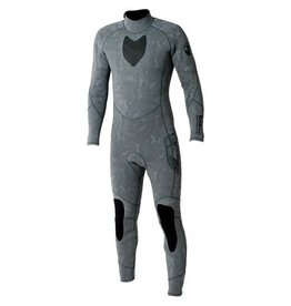 Body Glove 3mm Grey Camo Wetsuit