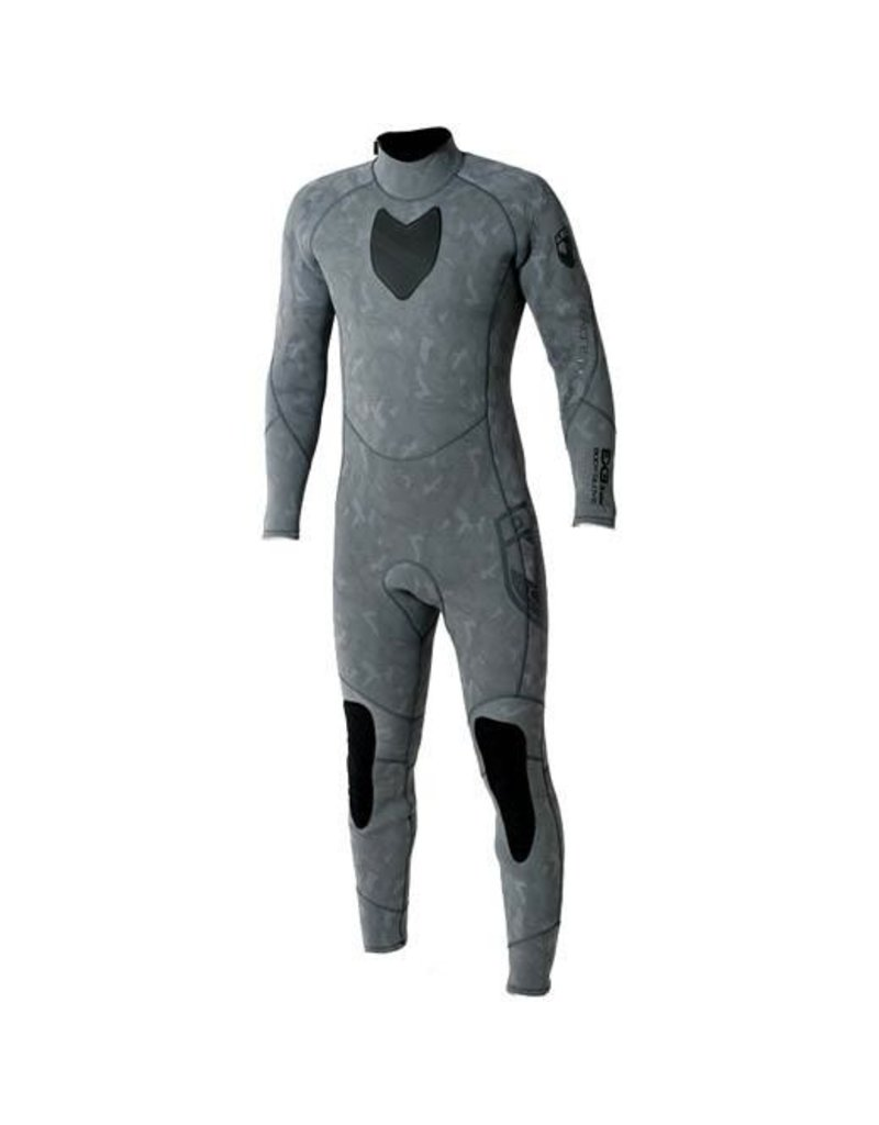 Body Glove 3mm Grey Camo Wetsuit