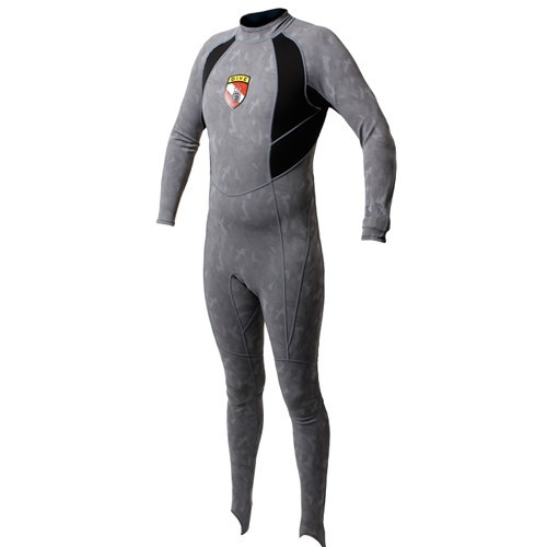 Body Glove .5mm Grey Skin Suit