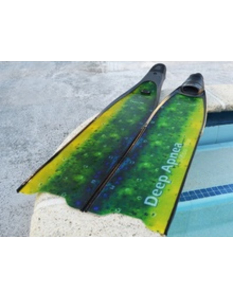Deep Apnea S-Glass 85 cm Mahi Blades