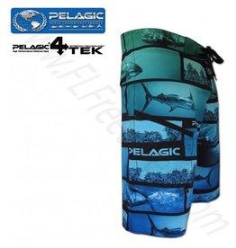 Pelagic 4-Tek Panorama Boardshorts