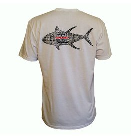 Speared Apparel Speared Tuna Words Shirt (20% OFF)