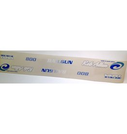Rob Allen Rob Allen Tuna Railgun Sticker for Barrel