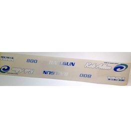 Rob Allen Rob Allen Tuna Railgun Sticker for Barrel