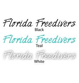 Florida Freedivers TM Logo