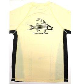 Tormenter Yellow Hogfish Long Sleeve Tek Shirt