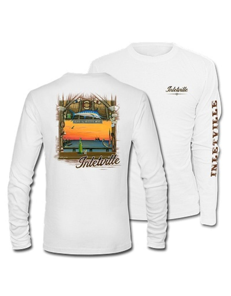 Inletville Inletville Boat Club Performance Shirt