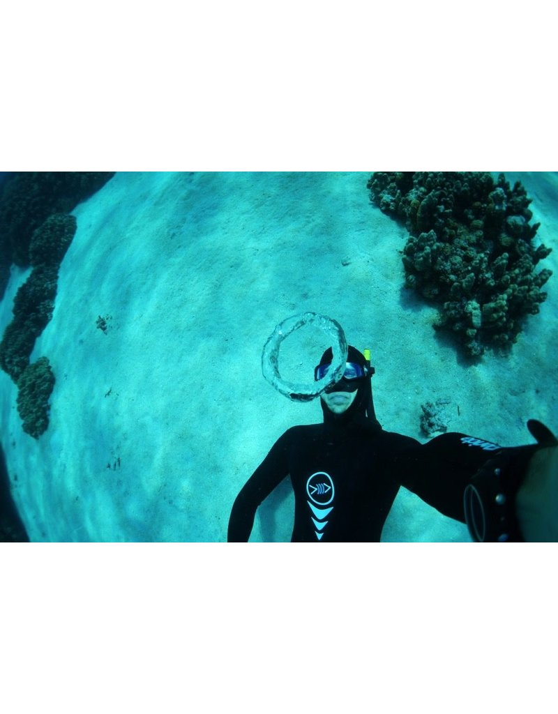 Florida Freedivers Florida Freedivers 1.5mm Open Cell Wetsuit Jacket