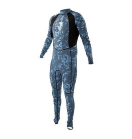 Body Glove 0.5mm Blue Camo Wetsuit
