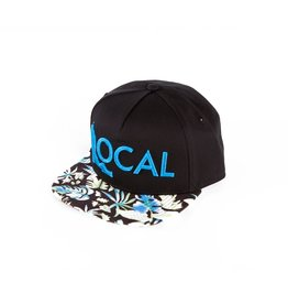 Local Local Snapback Flat Bill Hat