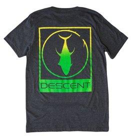 Descent Descent Faded Tee
