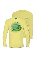 Inletville Inletville Dolphin Performance Shirt