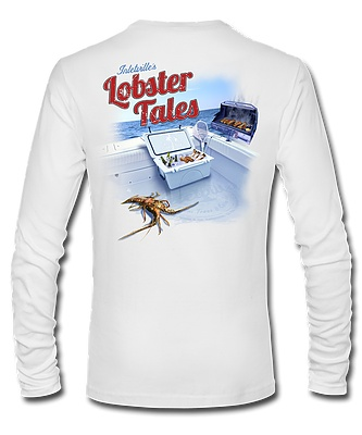 Inletville Inletville Lobster Tales Performance Shirt
