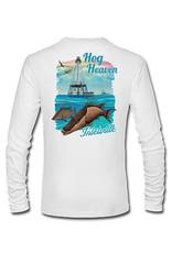 Inletville Inletville Hog Heaven Performance Shirt