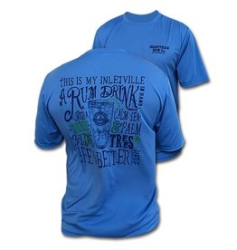 Inletville Inletville Rum Co. Short Sleeve Performance Shirt