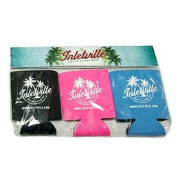 Inletville THREE PACK COOZIE