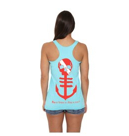 Saltwater Syndicate Saltwater Syndicate Classic Racerback