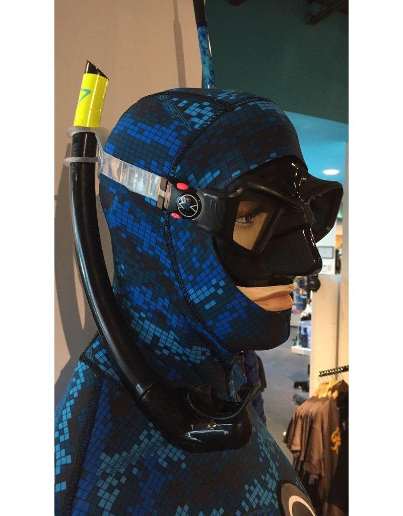Florida Freedivers FLF Snorkel Sticker