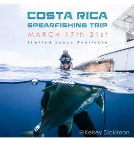 Spearfishing Trip Deposit to Costa Rica