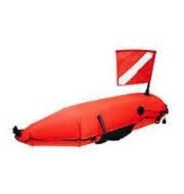 Torpedo Float with Nylon Flag