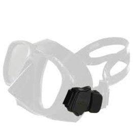 Omer Omer Alien Mask Buckle Set
