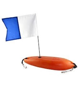 Spearmaster Orange PVC Foam Filled Float 7.5 Liter