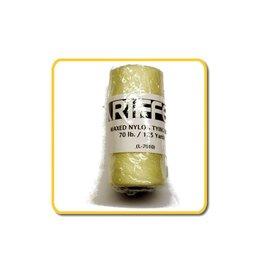 Riffe Riffe Waxed Nylon Tie Line