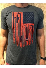 Florida Freedivers FLF Spearfishing Flag Shirt