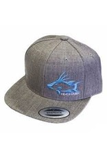 HeadHunter HeadHunter Grey Snap Back Hat