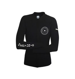 Neptunic Neptunic Zip Up Wetsuit Top 1mm