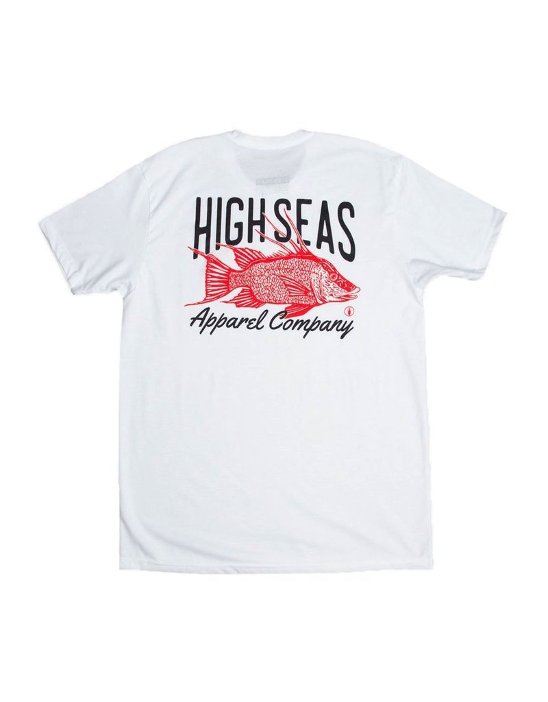 High Seas High Seas Hogfish Tee
