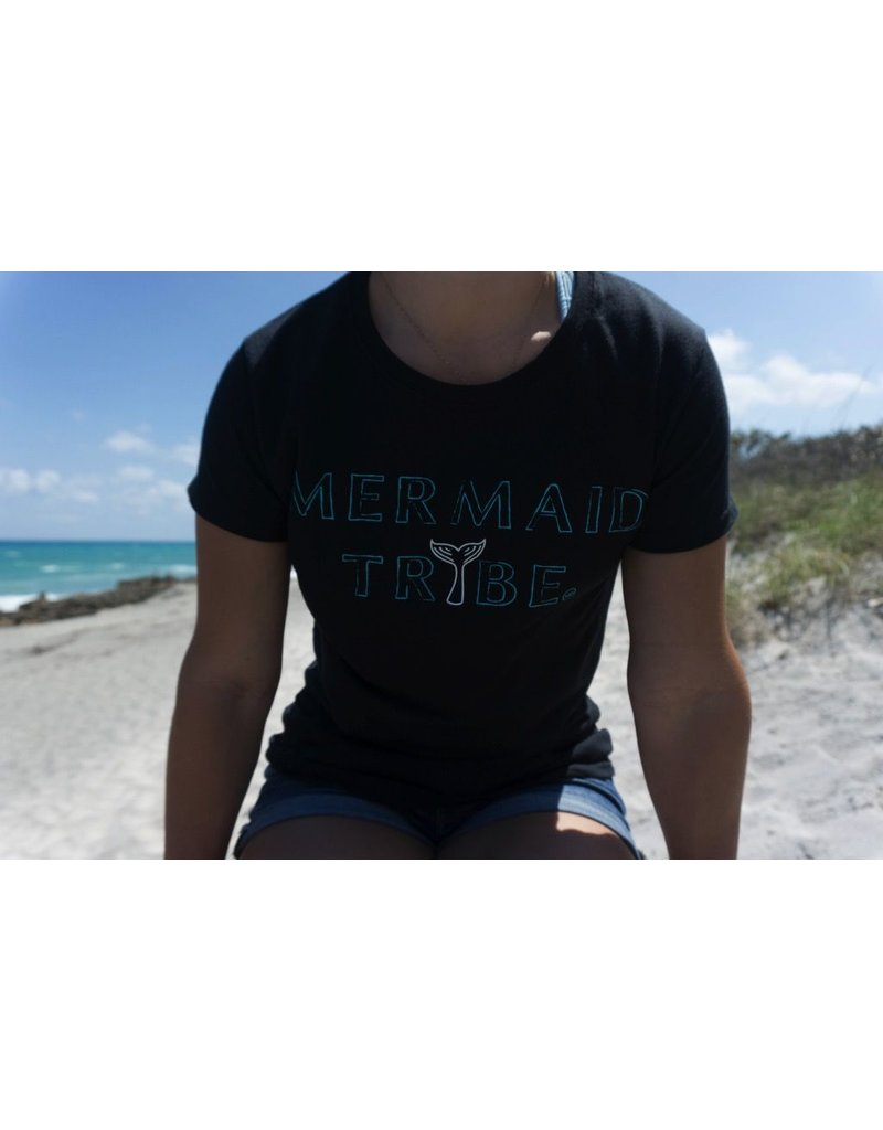 Florida Freedivers FLF Mermaid Tribe T-Shirt