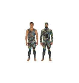 Riffe Riffe Digi-Tek Rash Guard Hooded