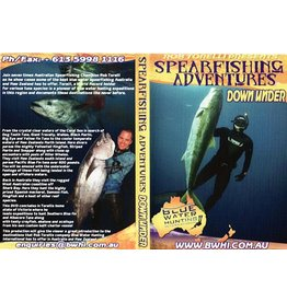 Spearfishing Adventures DVD Down Under