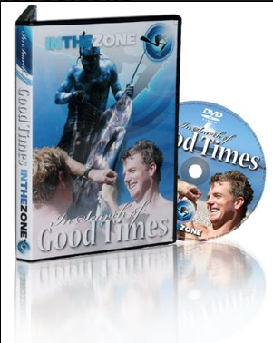 In The Zone DVD In Search of Good Times