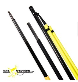"Sea Stinger 97"" Pelagic 3 Piece Polespear"