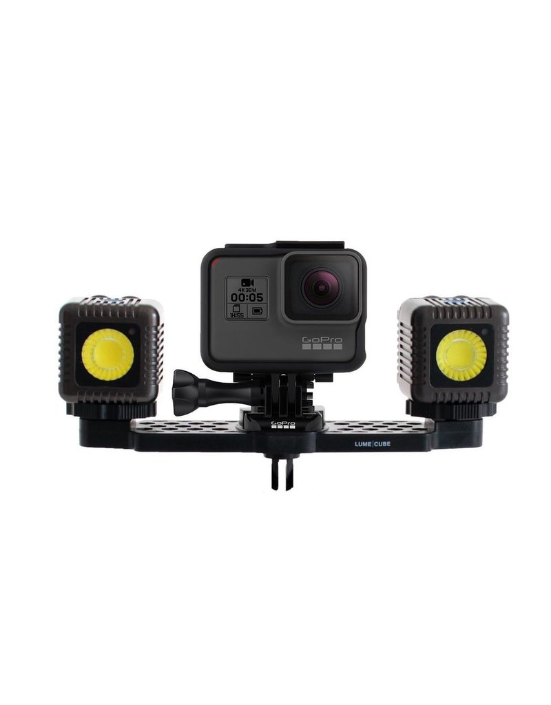 Lume Cube Lume Cube Dual + Kit for GoPro