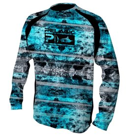 Pelagic Vaportek Performance Long Sleeve Shirt