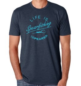 Speared Apparel Speared Life is Spearfishing Shirt
