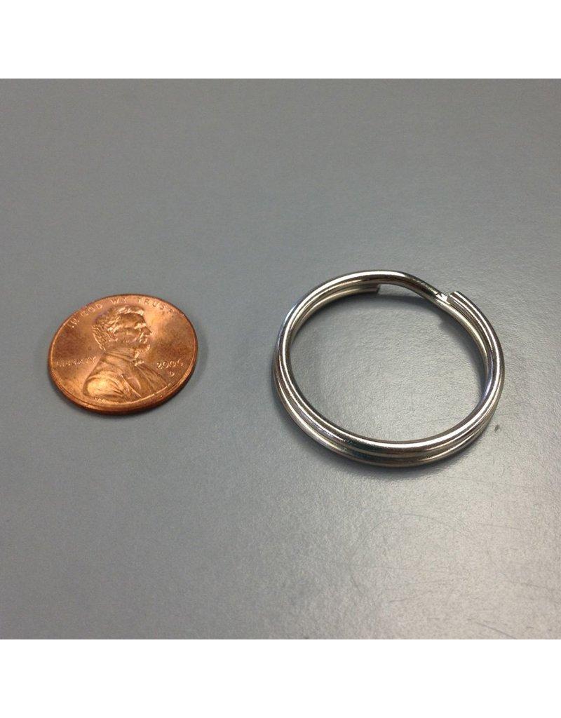 """1"""" Stainless Split Ring"""