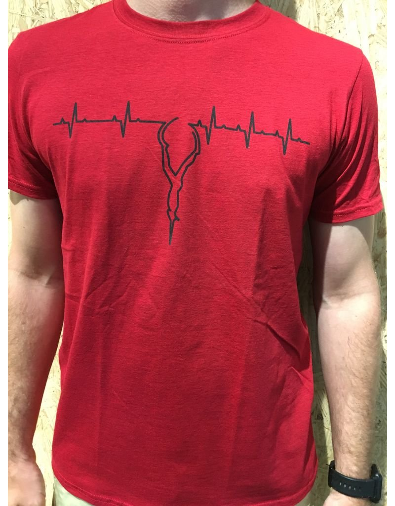 Florida Freedivers Freediver's Heartbeat Tee