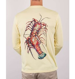 Local Local Performance Lobster Crawl Long Sleeve Shirt