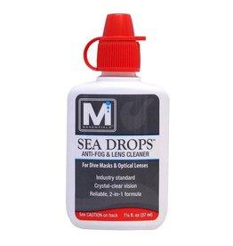 Sea Drops Mask Anti-Fog Medium 4 oz. Bottle