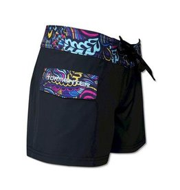 Tormenter Tormenter Ladies Black Reef Boardshorts